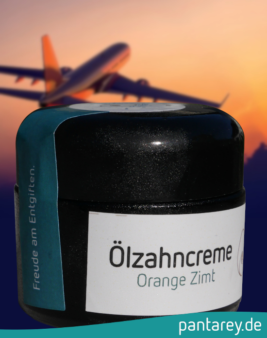 Ölzahncreme Orange-Zimt 30ml