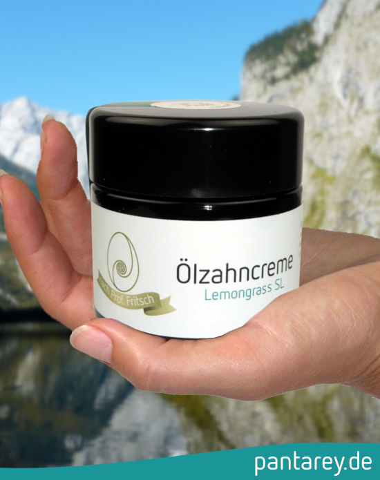 Ölzahncreme Lemongrass SL 100ml