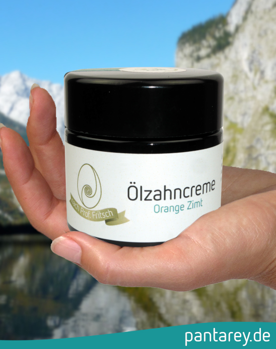 Ölzahncreme Orange-Zimt 100ml